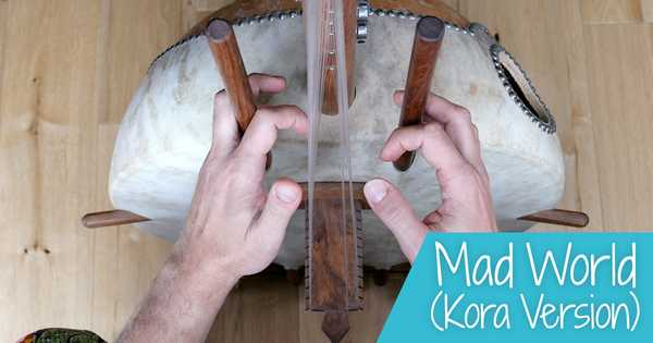 It's a Mad World! My Kora cover goes viral on Facebook